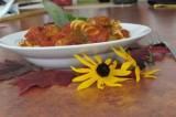 Casserole de saucisses à l'italienne