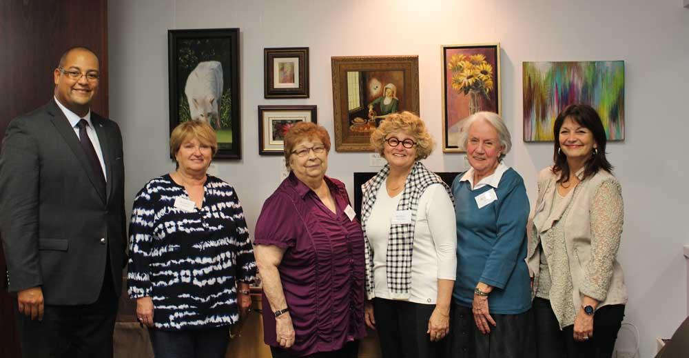 Le député de Laval-des-Rapides invite des artistes lavallois à exposer leurs œuvres dans son bureau de circonscription.