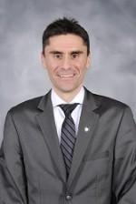 Monsieur Anthony Hémond, commissaire de la circonscription Marigot