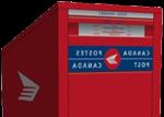 Bureau Poste Canada - Jean-Coutu (nord de la Concorde)