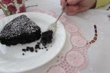 Gâteau au chocolat et quinoa