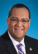 Monsieur Saul Polo, député provincial de la circonscription Laval-des-Rapides