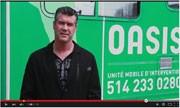 Vidéo descriptive de l'Oasis, unité mobile d'intervention
