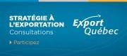 Des entreprises lavalloises participent aux consultations pour la stratégie à l'exportation